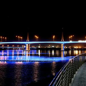 Дубайская вечерняя рапсодия-2014