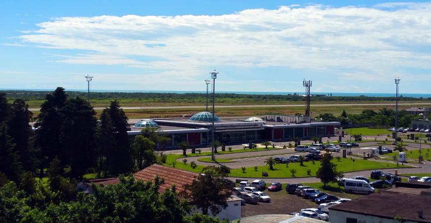 Аэропорт Батуми «Чорох» имени Александра Картвели