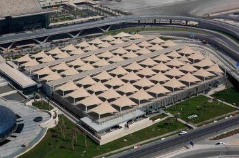 Паркинг аэропорта Хамад
