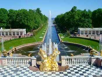 В Петергофе пройдёт Праздник фонтанов