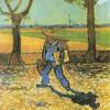 Это работа-автопортрет не сохранилась, исчезла во время Второй Мировой войны