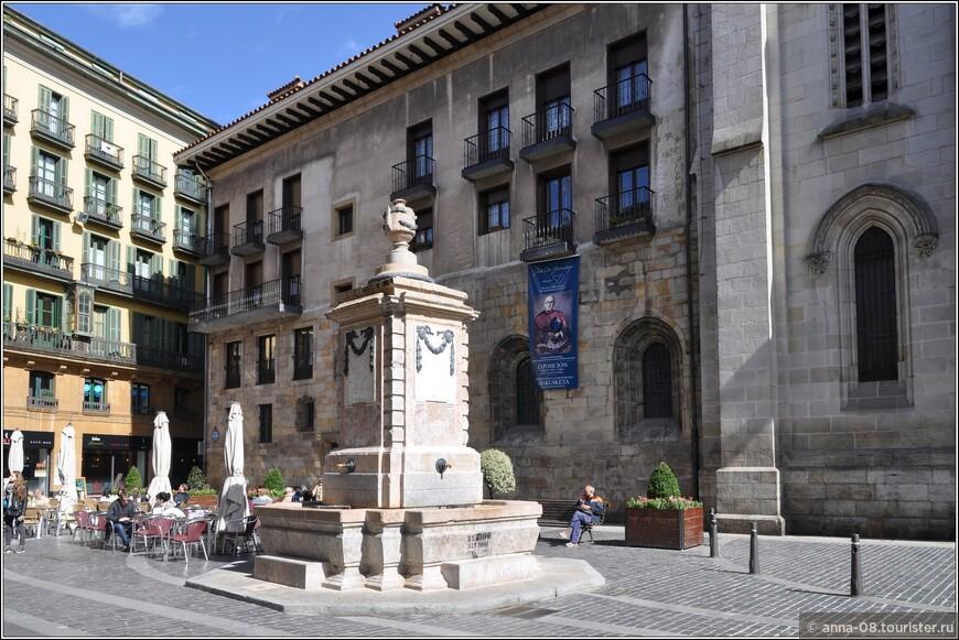 Начинаем знакомство с Бильбао: Каско-Вьеха (Старый город)