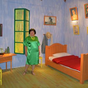 Галерея «Привет, Ван Гог!», Паттайя