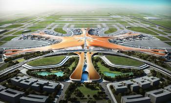 В Пекине строят новый аэропорт по проекту Захи Хадид