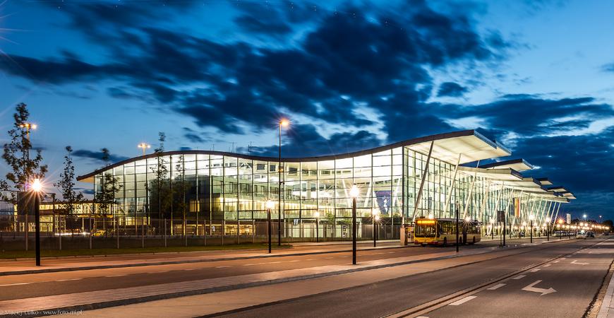 Международный аэропорт Вроцлава имени Коперника