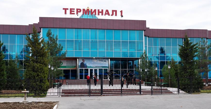 Аэропорт Худжанда