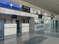 Стойки регистрации в аэропорту Кирова