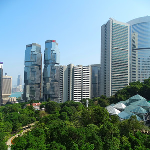 Тропический рай Гонконга