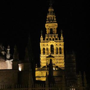 Королевский дворец Алькасар и собор Севильи