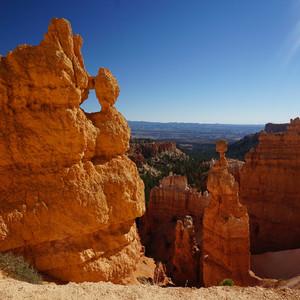Краски Сев. Америки. Огненный Bryce Canyon