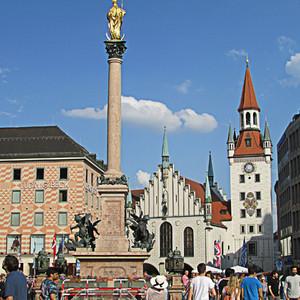 Мюнхен (Бавария + Швейцария)