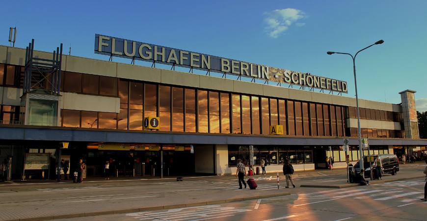 Аэропорт Берлина «Шёнефельд»