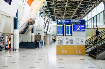 Петербург с аэропортом Хельсинки соединили регулярным автобусным рейсом