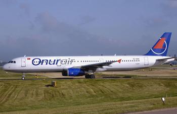Самолёт Onur Air экстренно сел в Волгограде из-за разгерметизации салона