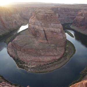 Краски Сев.Америки.Песчано-рыжие земли навахо