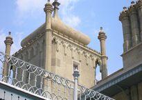 Архитектурные элементы Алупкинского дворца
