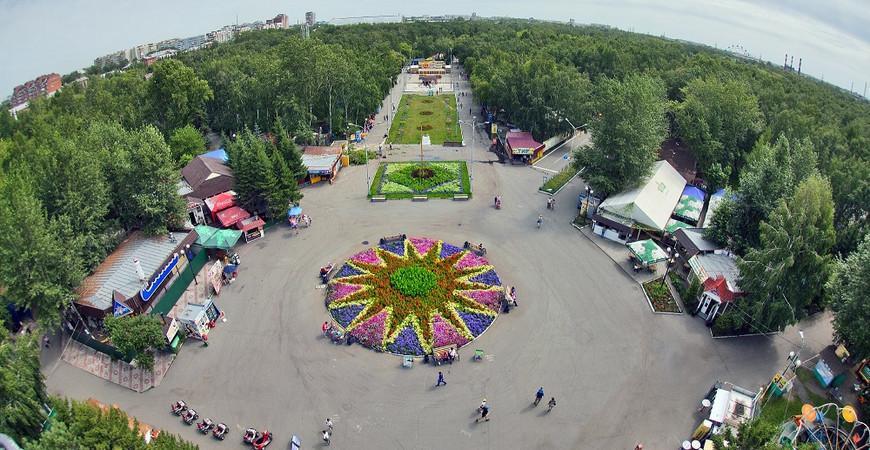 f65d6dd63ba0e Парк 30 лет ВЛКСМ, Омск, 2019. Аттракционы, мероприятия, карта, как ...