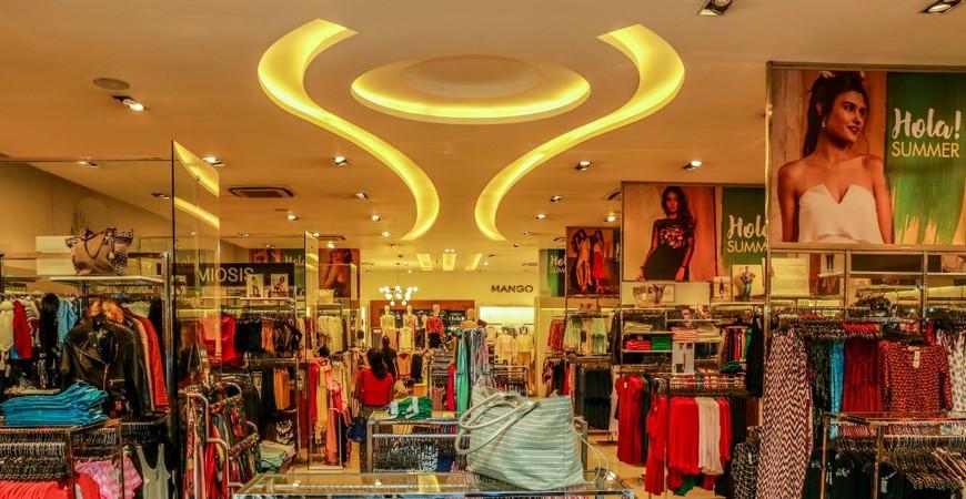 Торговый центр Odel