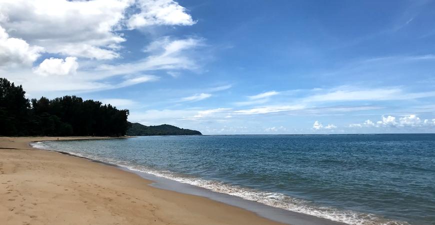 Пляж Май Кхао (Mai Khao Beach)