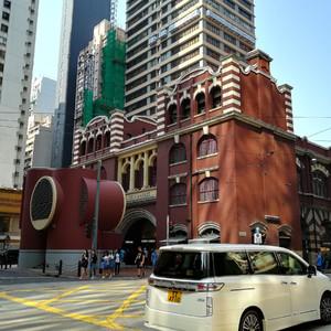 Прогулка в прошлое Гонконга