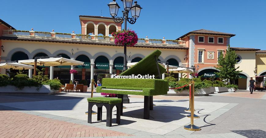 eba5c0aa45d8 Аутлет Serravalle Sctivia. режим работы, магазины, кафе, сайт, фото, как  добраться, отели рядом – Туристер.Ру