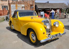 Музей ретроавтомобилей «ETS Classic cars»
