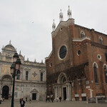Базилика Санти-Джованни-э-Паоло в Венеции