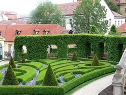Пражские сады вновь открыты для посетителей