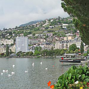 Монтрё (Бавария + Швейцария)