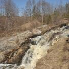 Гилевский водопад