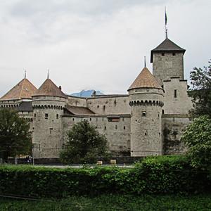 Шильонский замок (Бавария + Швейцария)