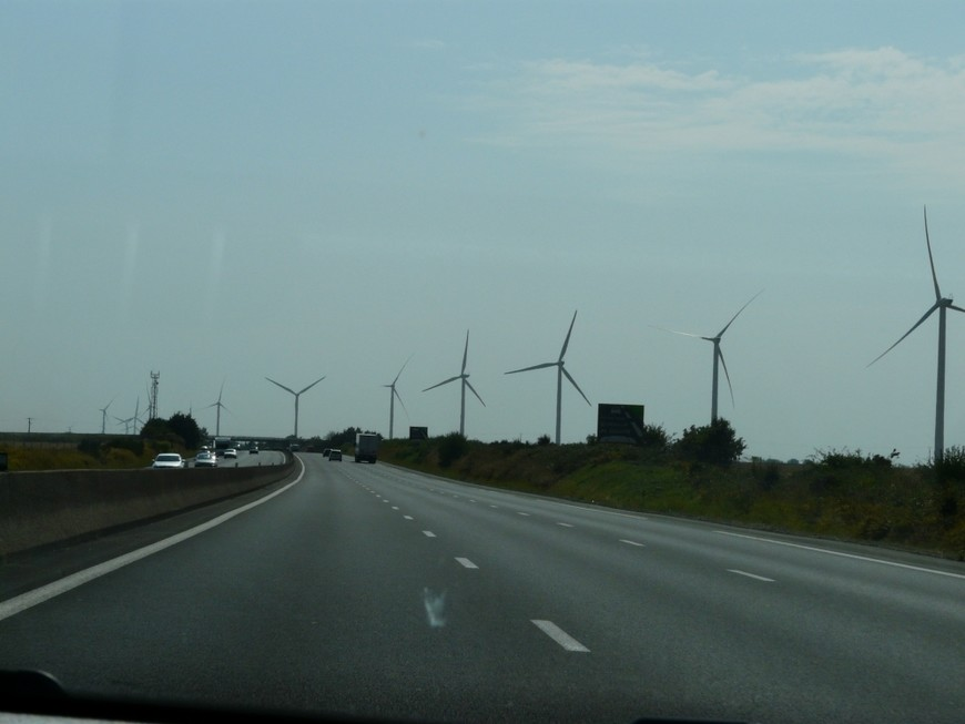 5000 км по Европе на автомобиле. Часть 2. Франция