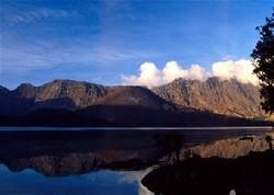 Турист сорвался в кратер вулкана