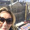 Я, зависла в воздухе амстердамском