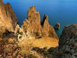 Российские туристы пострадали в горах Крыма