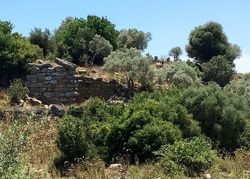 Турция выставила на торги античный город