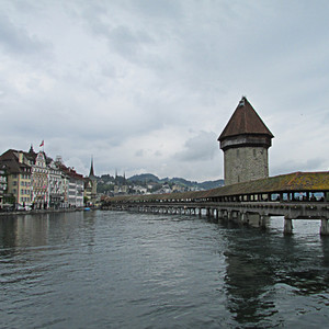 Люцерн (Бавария + Швейцария)