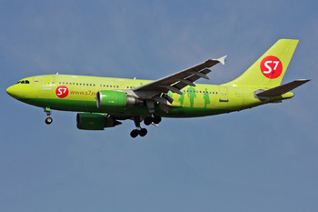 S7 Airlines полетит из Новосибирска в Токио