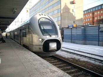 В Швеции поезда бесплатно перевезут пассажиров из-за неполадок на билетном сервисе