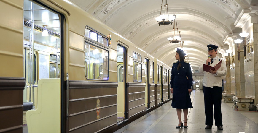 Парад поездов 2021