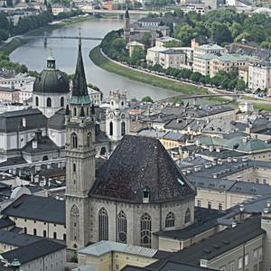 Зальцбург (Бавария + Швейцария)