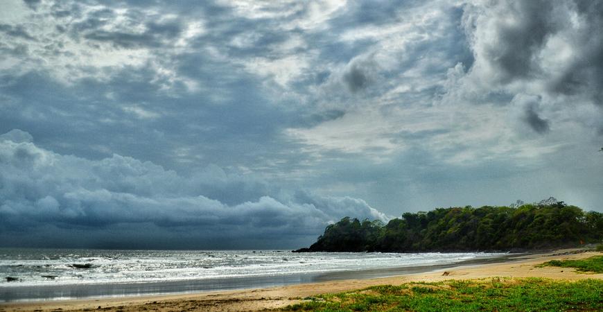 Пляж Тальпона