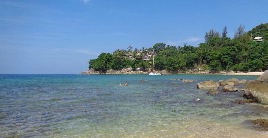 Пляж Лаем Синг (Laem Singh Beach)