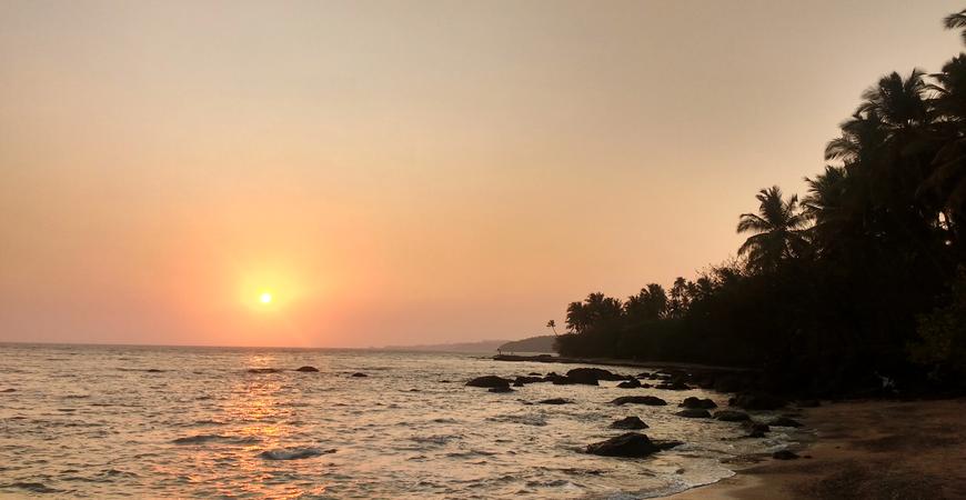 Пляж Сиридао