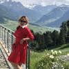 Зрелищные фотографии в Альпах