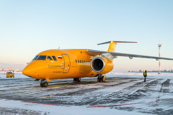 На базе «Саратовских авиалиний» могут создать новую авиакомпанию