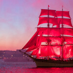 Фестиваль «Алые паруса»