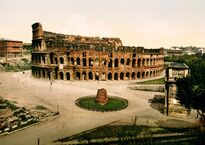 Colosseum_and_Meta_Sudans,_Rome,_Italy,_1890s.jpg