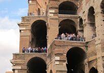 Ярусы Колизея