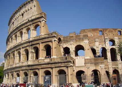 Монументальный Колизей